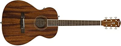 Fender Paramount Traveler 6-String Acoustic Guitar from Fender Musical Instruments Corp.