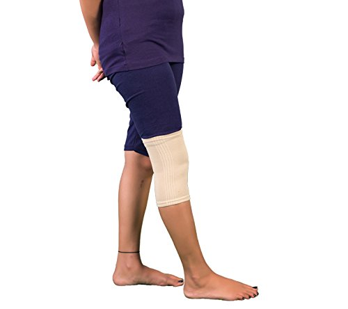 Amazon price history for Aapson Knee Cap Short (Pair), Tubular design allows simple pull on application (M)