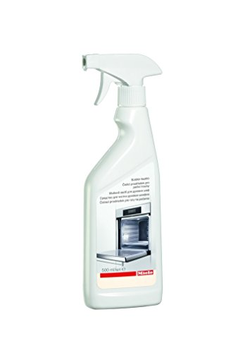 Miele Oven Cleaner 500 ml Ceramic Self Cleaning Cooktop