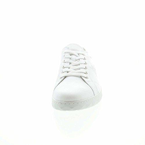 à 150 BUFA Waldläufer Chaussures 921004201 Femmes Weiß Lacets Daytona xqtqTYn4wp