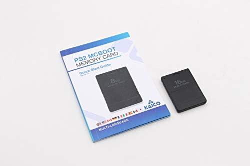 McBoot FMCB 1.966 Tarjeta de memoria 16MB para la Sony Playstation ...