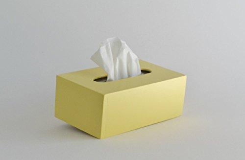 Large Kleenex Box Cover  / Wooden Tissue Box Holder