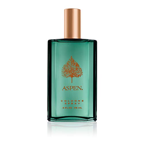 - Aspen by Coty for Men 4 Ounce Cologne Spray