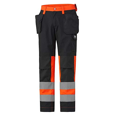 donna Hansen Helly Pantaloni Uomo Orange Charcoal w8qB4qx