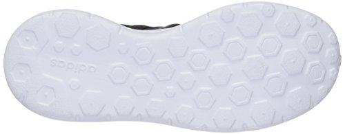 adidasLite Racer K - zapatos con cordones Mujer VivMin/CBlack/FtwWht