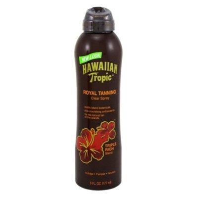 Hawaiian Tropic Royal Tanning Blend Spray 5.4 oz by Hawaiian Tropic