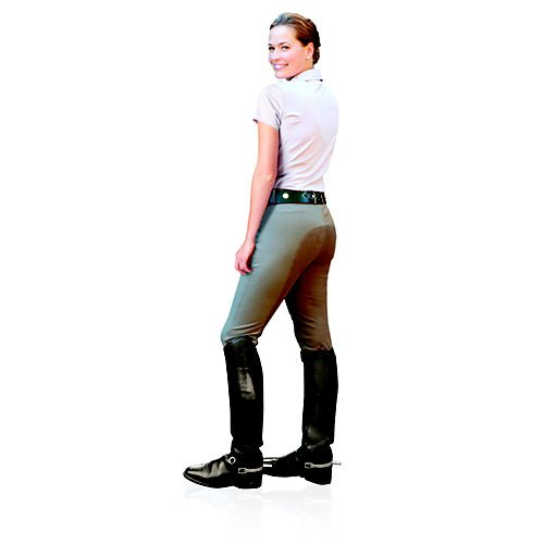 Ovation Celebrity Slim Secret Full Seat Breech - Char\36\Reg (Ovation Celebrity Slim Secret Full Seat Breeches)