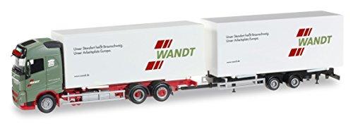 1/87 ボルボFH GL トレーラー `Wandt` 305136