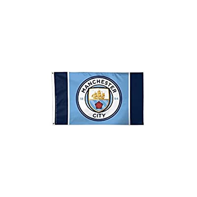 WinCraft Manchester City Football Club Logo Flag
