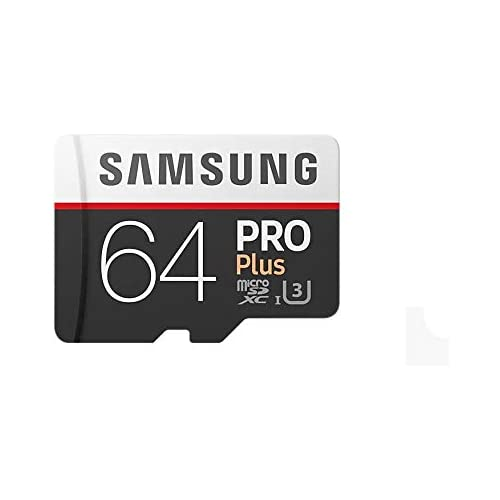 chollos oferta descuentos barato Samsung Memory Pro Plus Tarjeta de memoria de 64 GB