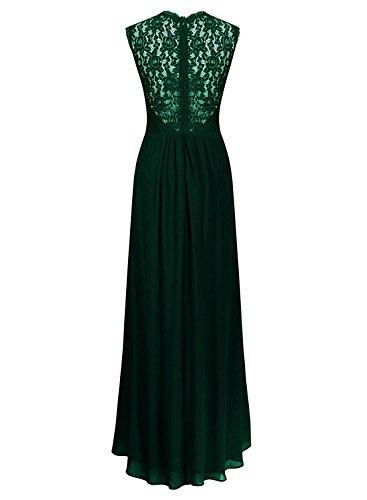 apt 9 green dress - 2
