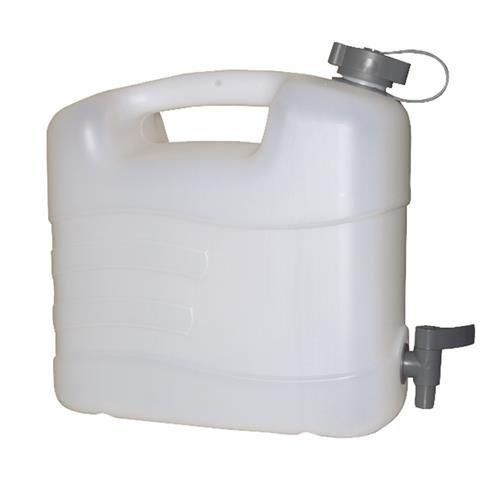 Pressol 6594C15 - Bidon Para Agua Con Grifo 15L Pressol