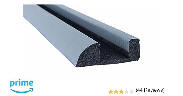 STORMGUARD 02SR6630914GR - Burlete para debajo de la puerta (914 mm, espuma), color gris: Amazon.es: Bricolaje y herramientas
