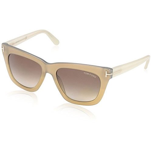 Tom Ford Women's TF361 Sunglasses, Shiny Light Bronze by Tom Ford