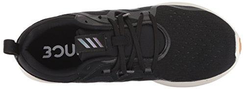 adidas Women's Edgebounce Running Shoe Black/Night Metallic, 5.5 M US by adidas (Image #7)