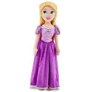 Tangled Plush - Rapunzel Stuffed Doll (19 Inch) by Disney