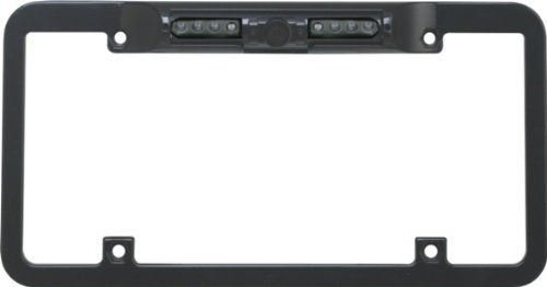 License Plate Camera >> Amazon Com Boyo Vtl300cir Zinc Metal Full Frame License Plate