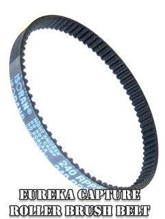 - Eureka Genesis ll & Capture Bag-less Upright Roller Brush Geared Belt