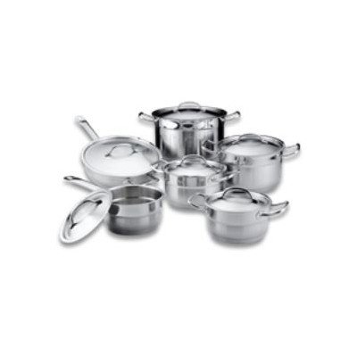BergHOFF Manhattan 12-Piece Cookware Set