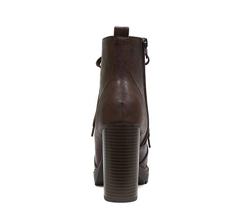 Soda Women's Malia Combat Boot
