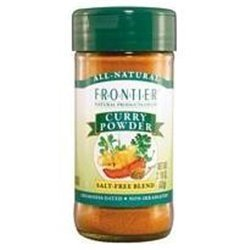 Frontier Certified Organic Curry Powder # (Pack of 9) by Frontier