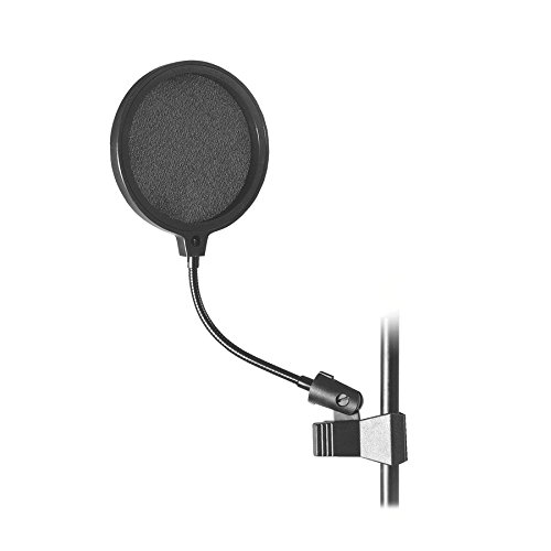 On Stage ASVS6B 6-Inch Pop Filter
