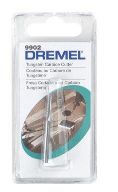 Dremel Carbide Cutter - Dremel 9902 Tungsten Carbide Cutter