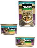 PETGUARD CAT SEAFOOD DINNER, 14 OZ