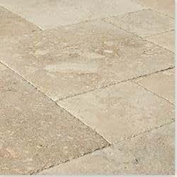 Kesir - Travertine Tile Antique Pattern Sets Mina Rustic