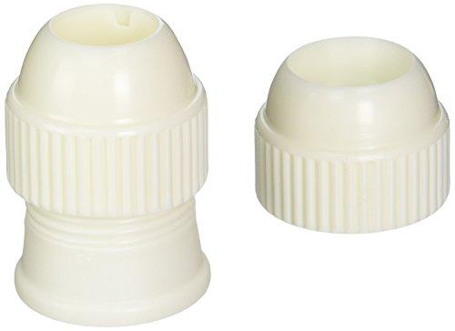 Ateco Medium Coupler Plastic Pc