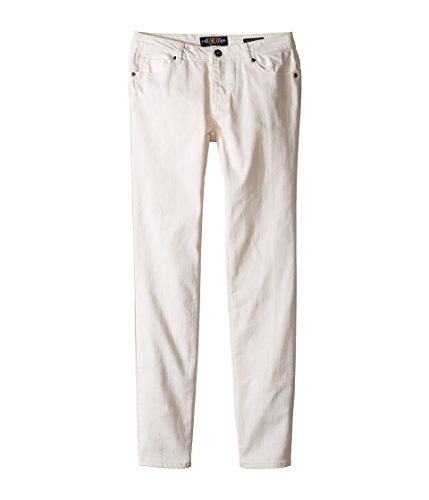 Zoe Jeans (Lucky Brand Kids Girl's Washed Stretch Zoe Jeans in Pristine (Big Kids) Pristine Jeans)