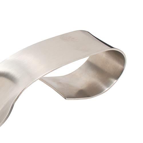 Stainless Steel Kitchen Craft Spoon Rest 24cm x 9.5cm