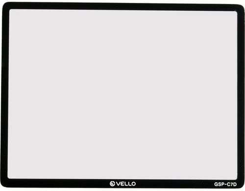2 Pack Vello GSP-C7D Glass LCD Screen Protector