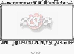 CSF 3143 Radiator