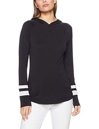 Champion Women's C Move Layer Long Sleeve Top, Black, X-Small