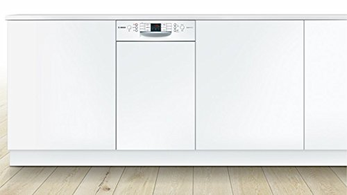 Bosch Serie 4 SPI46MW01E lavavajilla Semi built-in 10 place ...