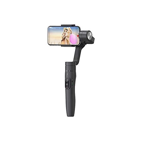 RetinaPix FeiyuTech Vimble 2 Handheld Smartphone Gimbal 3-Axis with 183mm Pole Tripod Stand