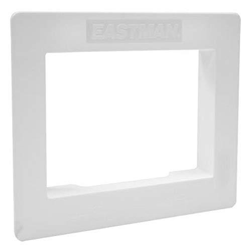 Ez-Flo 60220 Face Plate Washing Machine Outlet Box