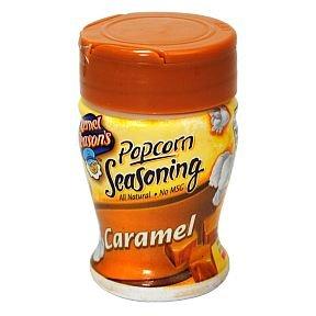 Kernel Season's Popcorn Seasoning Caramel .9 oz bottle (box of 48) by Kernel Season's