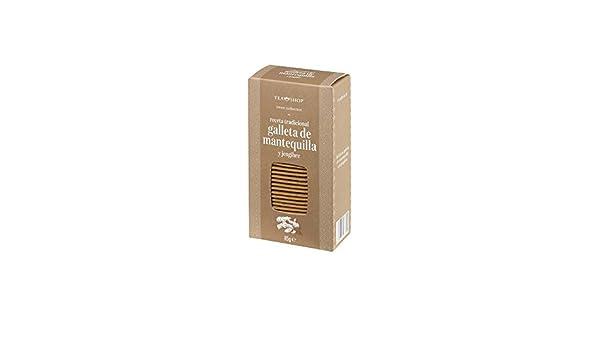 TEA SHOP - Alimentación - Galletas - Galletas de Jengibre - 85 gr ...