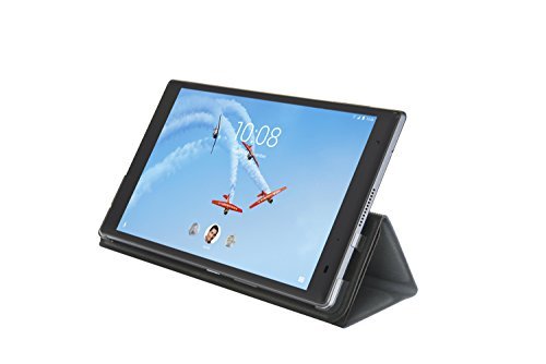 """Lenovo Tablet Case, Tab 4 Plus 8"""" HD Folio Tablet Case and F"""