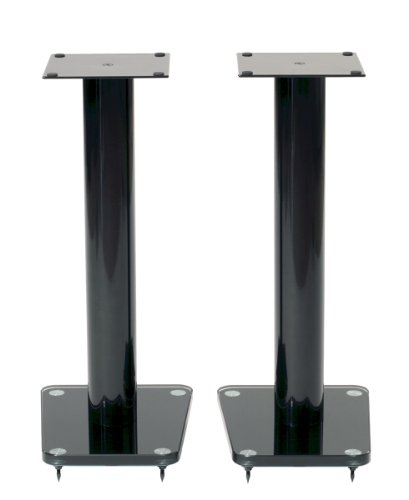 TransDeco Speaker Stands, 24-Inch by TransDeco