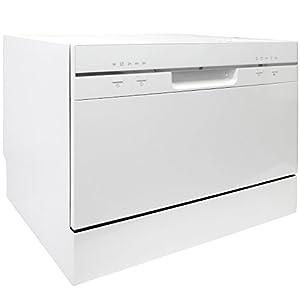 ... ART28008 50cm White Table Top Dishwasher: Amazon.co.uk: Electronics