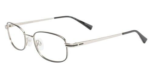 Flexon Flexon 451 Eyeglasses Black Natural Demo 18 140