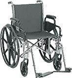 Easy Care 3000 Lightweight Wheelchair, 18X16