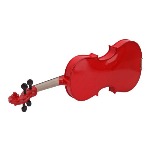 Lovinland 4/4 Acoustic Violin Red Beginner Violin Full Size with Case Bow Rosin by Lovinland (Image #4)