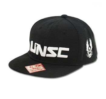 9ca41f2b6ae71 Image Unavailable. Image not available for. Color  Halo UNSC Snapback Cap  ...