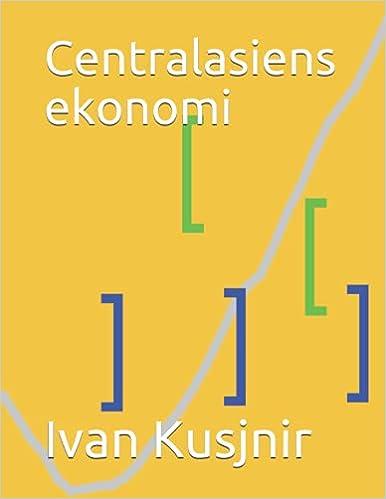 Centralasiens ekonomi