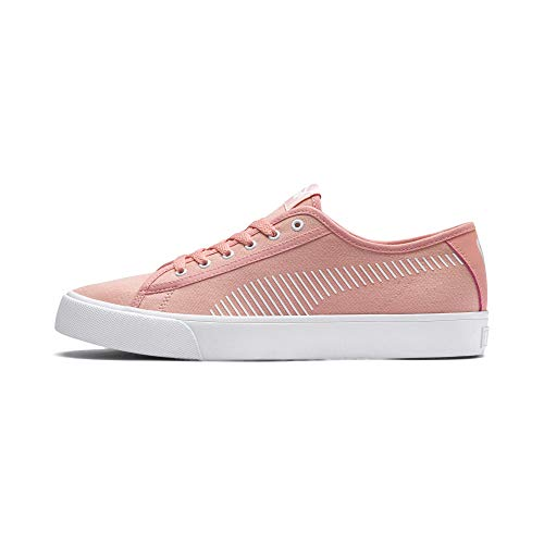PUMA Womens Bari Canvas Trainers Low