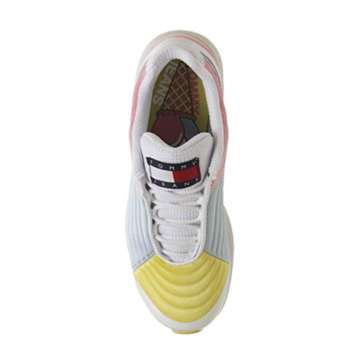 Tommy Hilfiger Sneaker Colorblock Woman